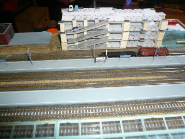 Parkhaus-3 Decks